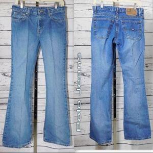 Polo Jeans Co Ralph Lauren Low Rise Denim Jeans